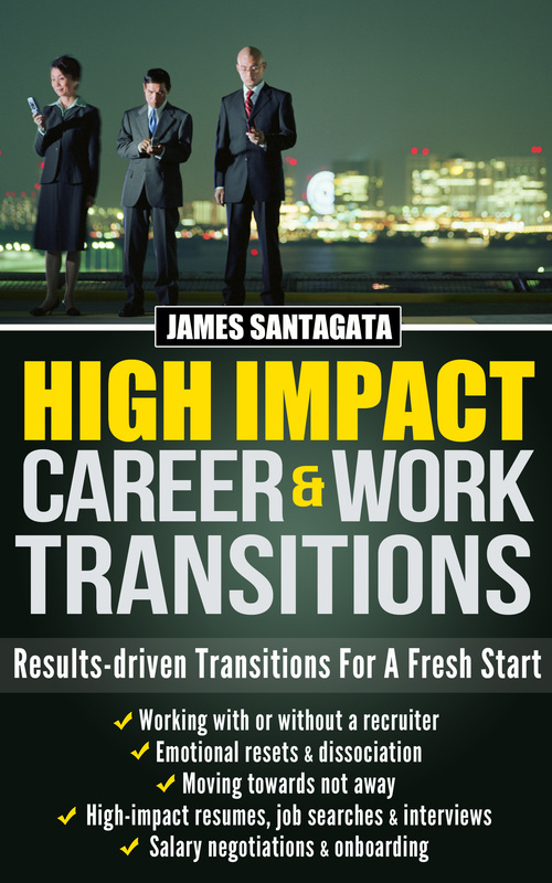 High-Impact Career & Work Transitions