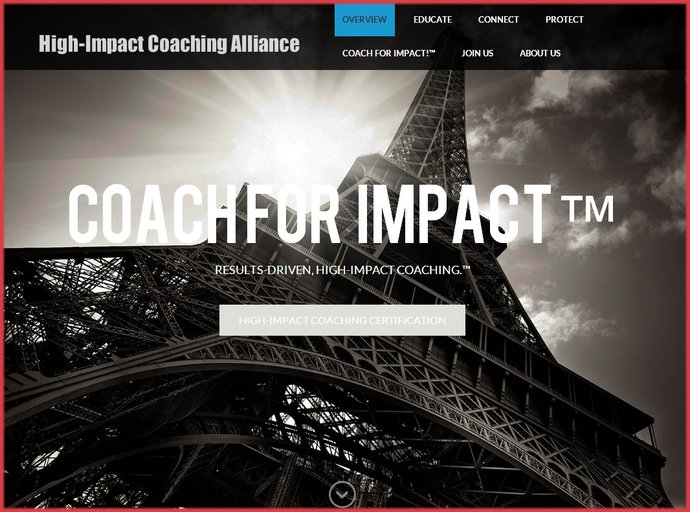 The High-Impact Coaching Alliance - Coach For Impact!